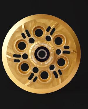 Kupplungsdruckplatte ventiliert Gold Ducati