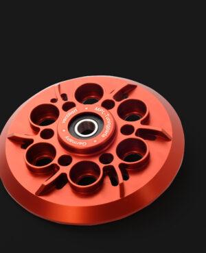 Kupplungsdruckplatte einfarbig ventiliert