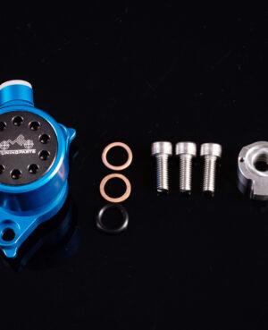 Kupplungsnehmerzylinder Ducati Blau