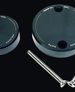 Brems- und Kupplungsbehälterdeckel